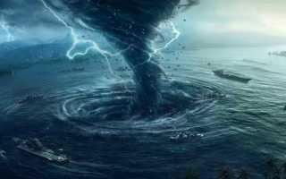 К чему снится торнадо: сонник