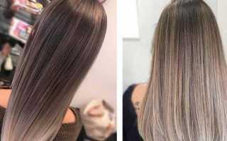 Окрашивание волос шатуш в домашних условиях с фото и видео