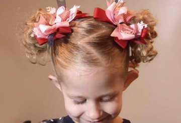 Лучшие прически на короткие волосы в школу с пошаговыми фото