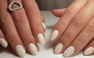 Свадебный дизайн для ногтей с видео и фото