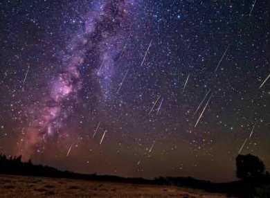 Что предвещает звездопад в Вашем сне