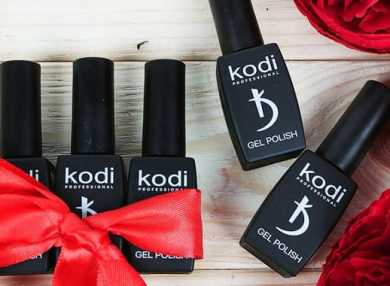 Эффектный гель-лак Kodi (Коди) с фото и отзывами