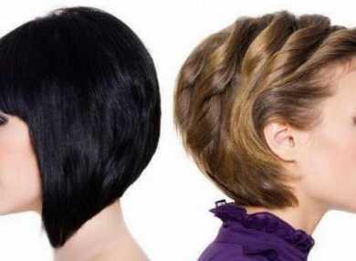 Какие прически можно сделать своими руками на короткие волосы