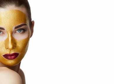 Лучшие рецепты золотой маски для лица с фото и видео