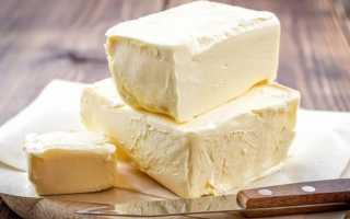Все о калорийности сливочного масла