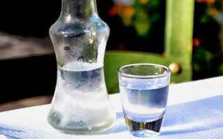 Все о калорийности водки