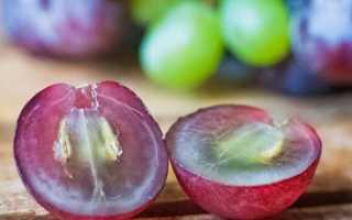 Виноградные косточки: свойства, польза и вред для здоровья