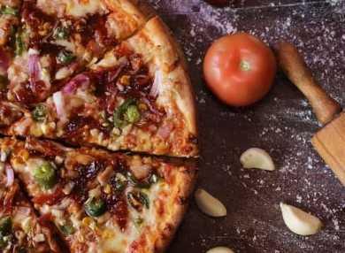 Все о калорийности пиццы