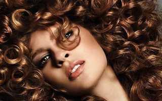 Биозавивка волос крупными локонами с фото и отзывами