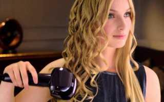 Как выбрать и как использовать стайлер для завивки волос