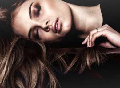 Окрашивание балаяж на темные волосы с фото и видео