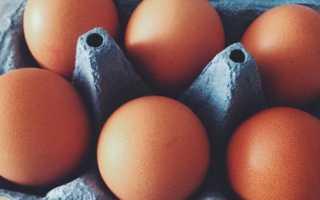 Все о калорийности яйца
