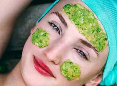 Огуречная маска для лица – рецепты, отзывы и фото
