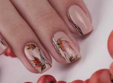 Креативные идеи дизайна для ногтей с видео и фото