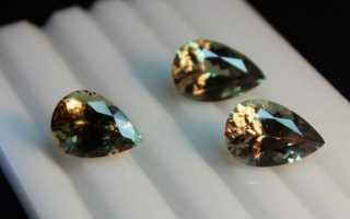 Кому по знаку зодиака подходит султанит и магические свойства камня