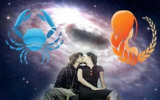Рак и Дева: совместимость мужчины и женщины в любовных отношениях, браке и дружбе