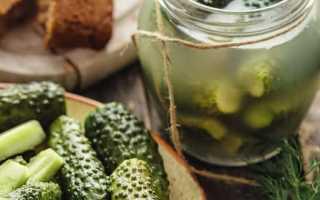 Какая калорийность соленых огурцов и как их употреблять