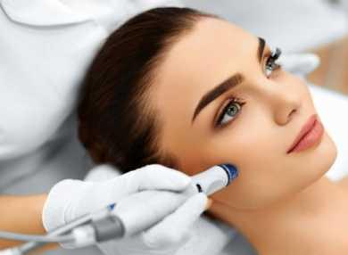 Особенности процедуры вакуумной чистки лица с фото и отзывами