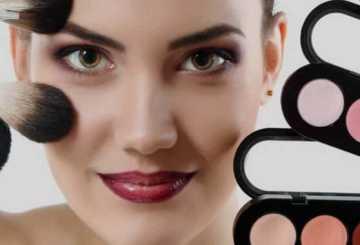 Уроки и курсы макияжа для начинающих с видео
