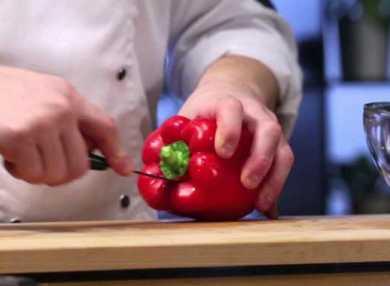 Перец болгарский: калорийность, содержание белков, жиров, углеводов
