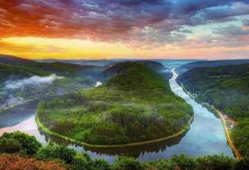 К чему снится река: сонник