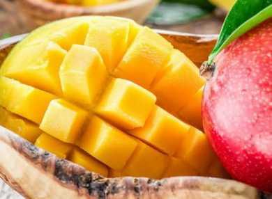 Все о калорийности манго