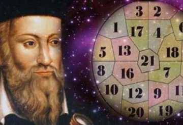 Как предсказать будущее по кругу Нострадамуса