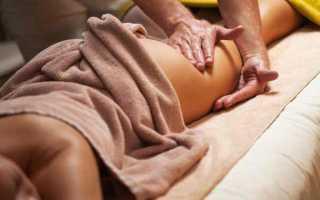 Лимфодренажный массаж ног — результаты, показания и противопоказания