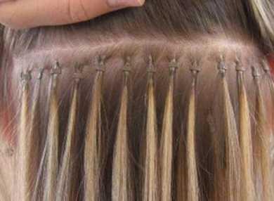 Наращивание волос на короткие волосы с фото и видео