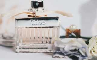 Женские духи Хлое с описанием ароматов и отзывами