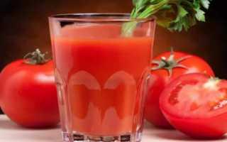 Томатный сок: свойства, польза и вред