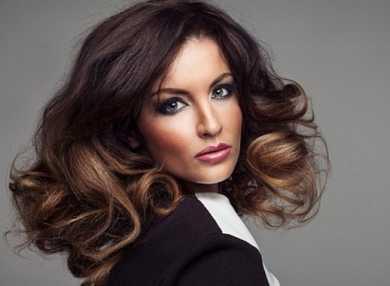 Окрашивание темных волос с фото и видео