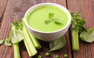 Суп из сельдерея для похудения: отзывы врачей, рецепты