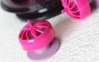 Как правильно накрутить волосы на бигуди БэБилисс (BaByliss)