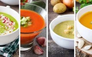 Все о калорийности супов