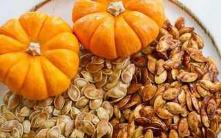 Все о калорийности тыквенных семечек