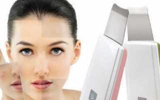 Как пользоваться профессиональным аппаратом для ультразвуковой чистки лица