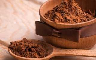 Все о калорийности какао