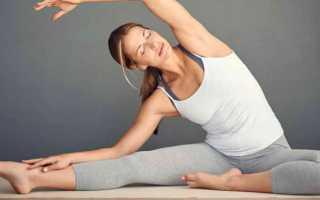 Пилатес для похудения: польза, упражнения, видео