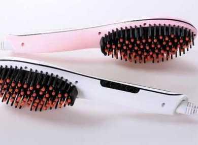 Как выбрать и как использовать расческу-выпрямитель для волос