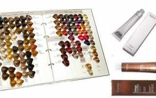Палитра цветов краски для волос Капус с фото и отзывами