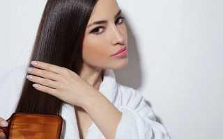 Как быстро и эффективно выпрямить волосы без фена и утюжка в домашних условиях