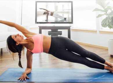 Фитнес для похудения: самые эффективные упражнения