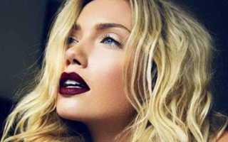 Техника и виды макияжа для блондинок с фото и видео