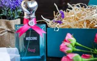 Женские духи Москино с описанием ароматов и отзывами