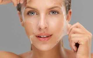 Маска из желатина для лица от морщин — каких результатов можно ждать