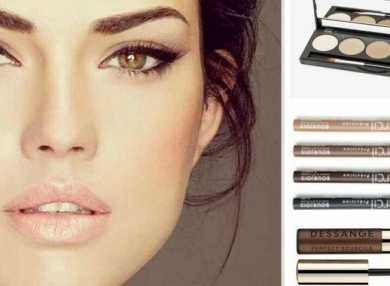 Как правильно сделать макияж для темных глаз и темных волос – пошаговые фото и видео