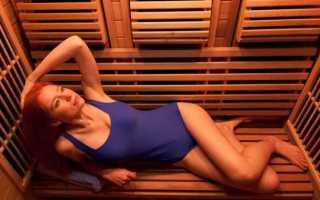 Как использовать инфракрасную сауну для похудения