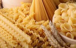 Все о калорийности макарон
