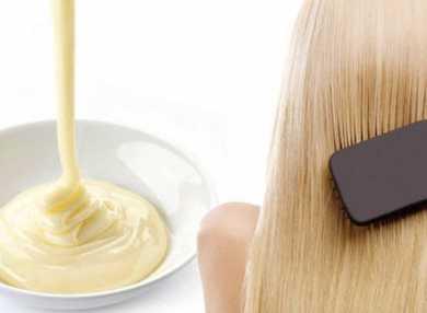 Маска для волос из майонеза – рецепты, отзывы и фото